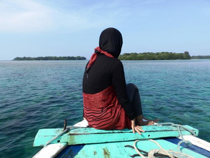 Membawa asa ke Pulau Harapan, Kepulauan Seribu