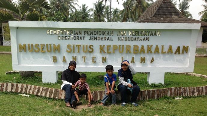 Mengenal sejarah Banten lewat Museum Kepurbakalaan Banten