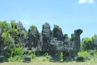 Beautiful shape of rocks 1