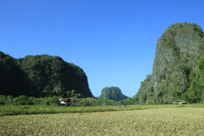 Rammang-rammang, the beautiful backwoods