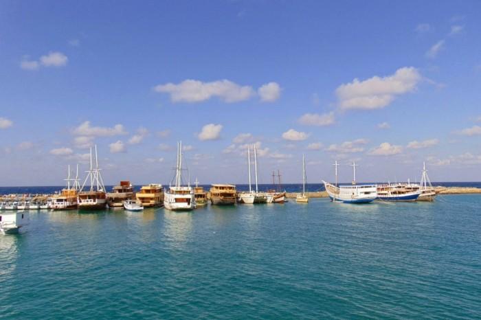 Port of Tanjung Bira