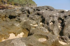 batu karang goa cina